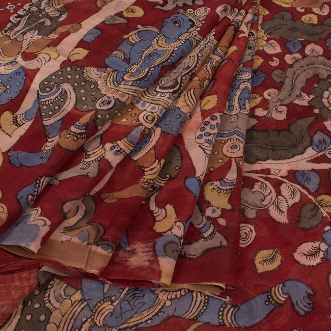 Buy Online Kalamkari Saris - one stop destination for shopping at Best Prices in India. Select from a wide range of collections available from top brands.