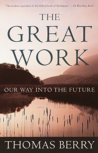 The Great Work: Our Way into the Future by Thomas Berry https://www.amazon.com/dp/0609804995/ref=cm_sw_r_pi_dp_U_x_78sYAbFKJ9E5D