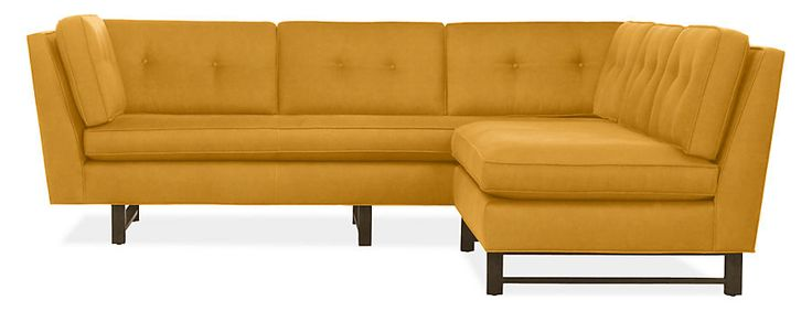 Clarke Sectional - Sectionals - Living - Room & Board