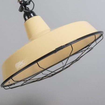 Lámpara colgante LOEK amarillo #iluminacion #decoracion #interiorismo