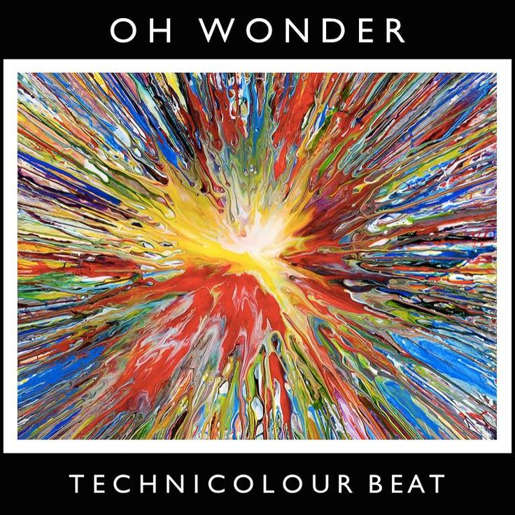 Oh Wonder - Technicolor Beat | This band NEEDS to be heard.