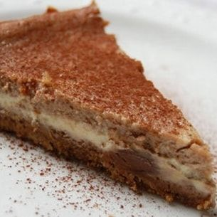Cheesecake pralinoisechocolat blanc