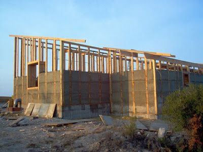 Casa Ecológica: Galerias de fotos de construcción de casas de balas de paja