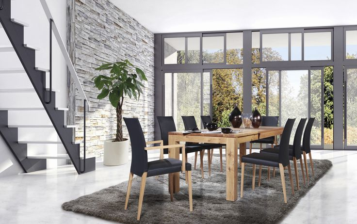 Calm, modern house- absolutelely charming. #livingroom #klosefurniture