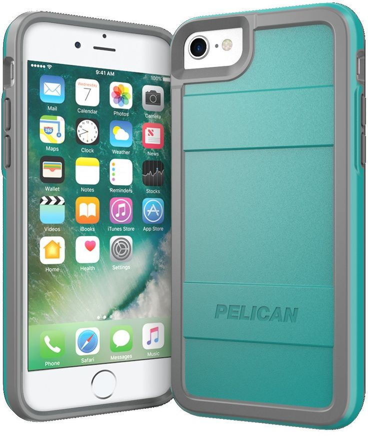 Pelican Protector Cell Phone Case for iPhone 7 -- Awesome products selected by Anna Churchill