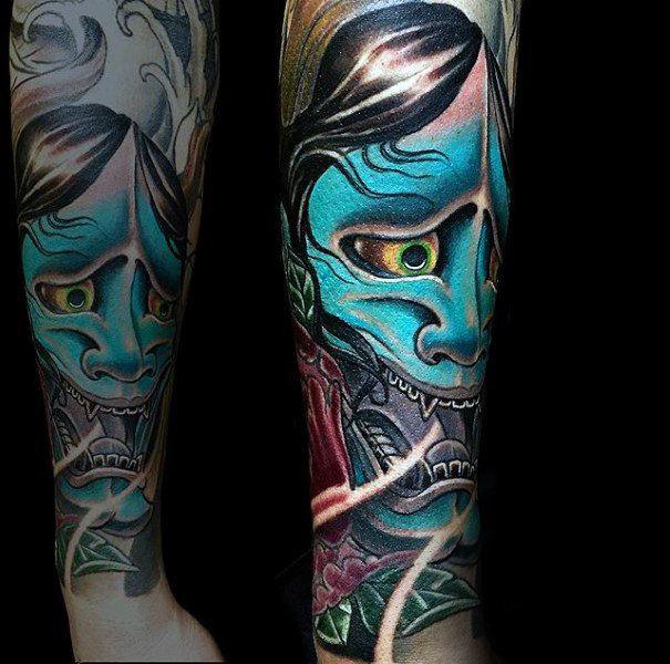 Top 103 Hannya Mask Tattoo Ideas 2020 Inspiration Guide Hannya Mask Tattoo Japan Tattoo Design Tattoos