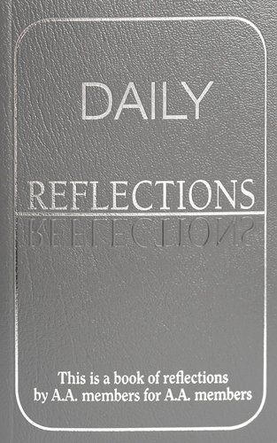 71 best recovery books and films images on pinterest serenity daily reflections helping to keep alcoholics sober around the world one day at a fandeluxe Image collections