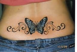 Sexy Lower Back Tattoos - Bing Images