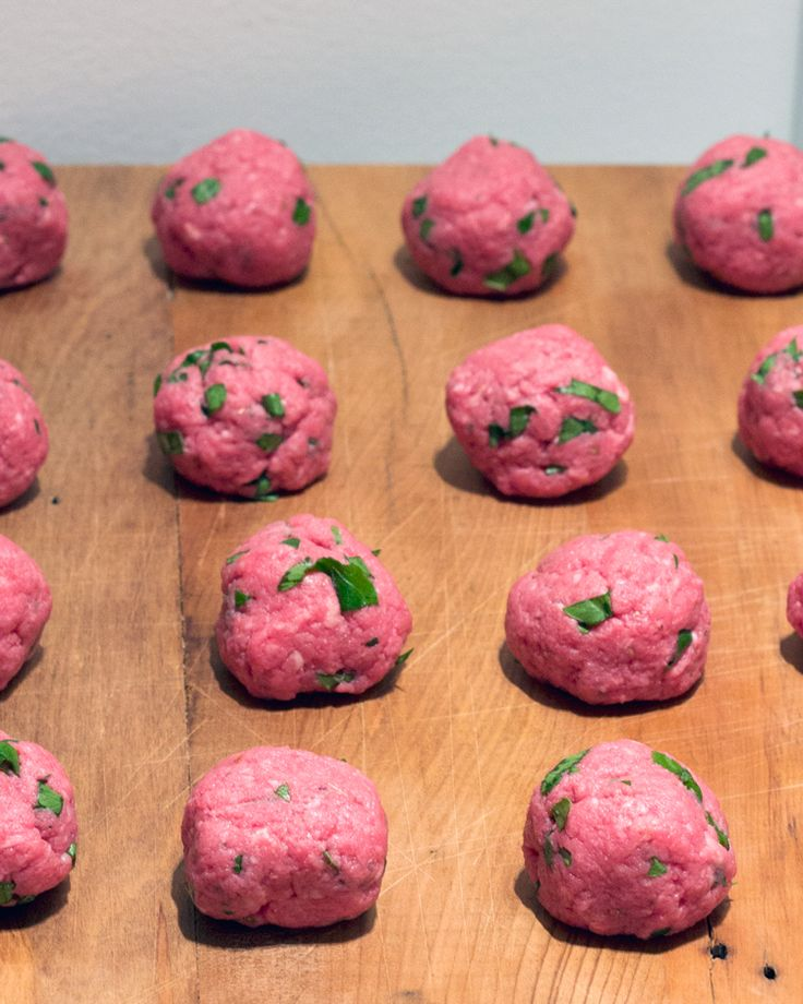 How to Grind Your Own Meatballs using the KitchenAid Food Grinder Attachment - BBQ Like It's Hot!