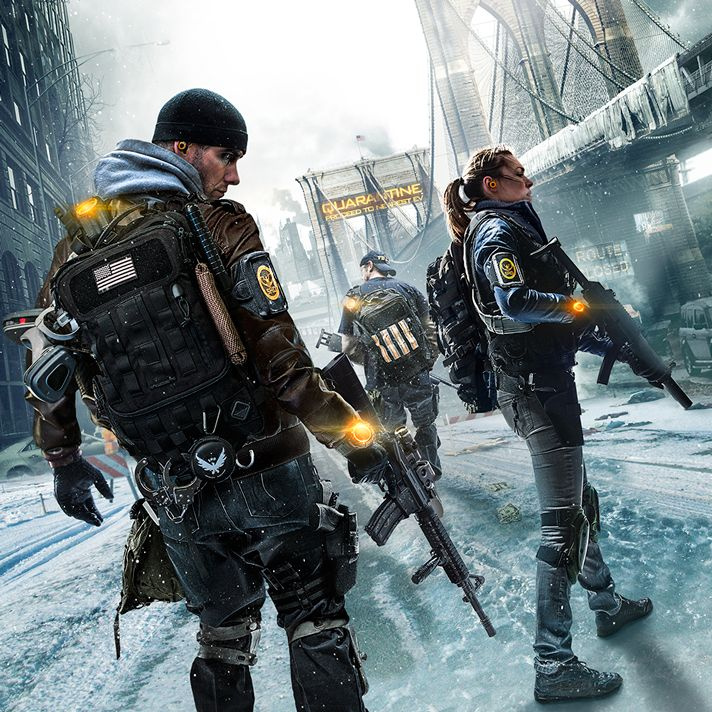 A Complete List Of Fixes For 'The Division' With The 1.6.1 Patch