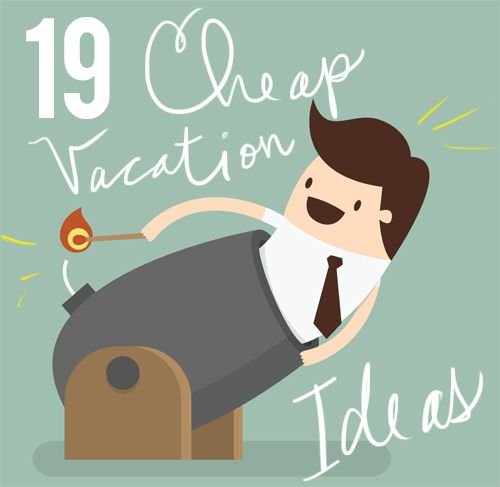 19 Cheap Vacation Ideas | And Then We Saved