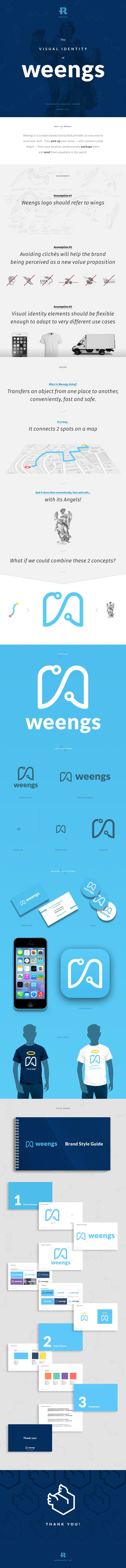 The Visual Identity of Weengs