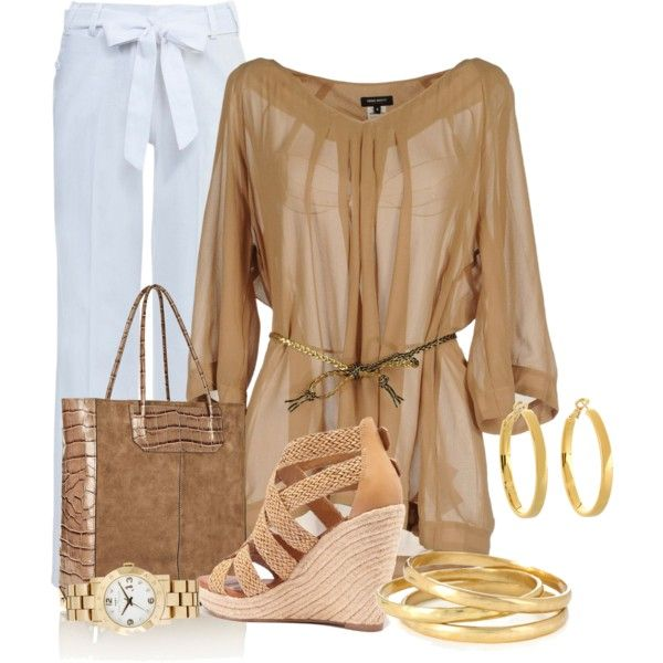 outfit by michelerussell on Polyvore