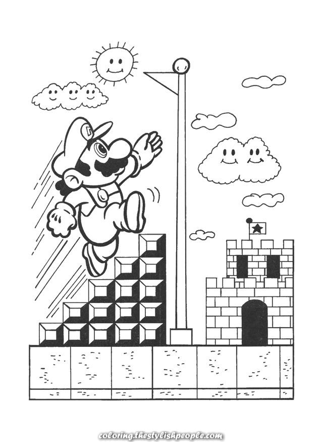 Magical Nintendo Coloring Pages Google Search Mario Coloring Pages Super Mario Coloring Pages Coloring Pages