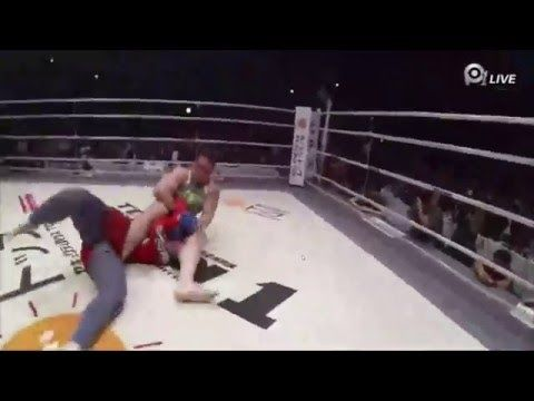 Gabi Garcia vs Anna Malyukova armbar - YouTube
