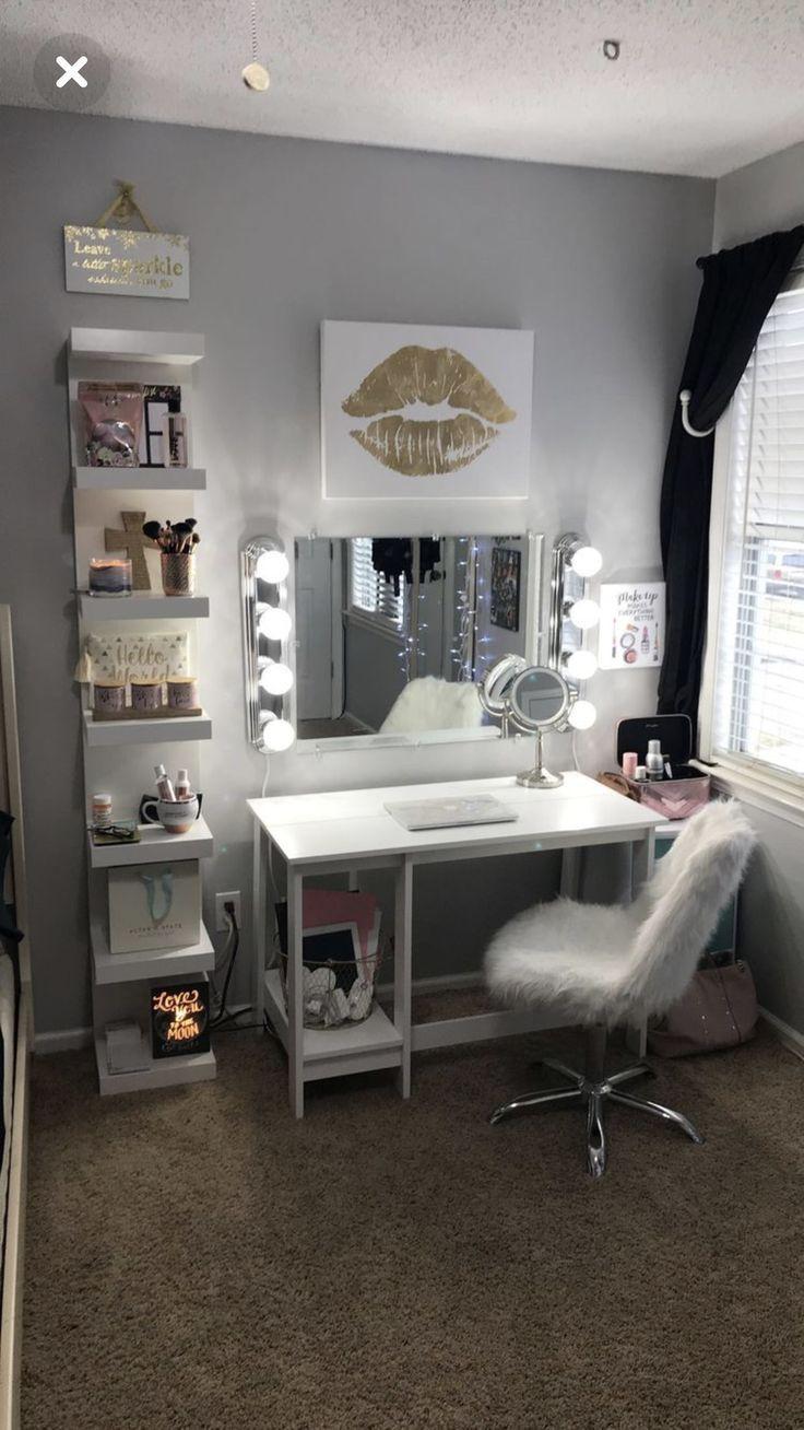 Teenage Girl Bedroom Ideen für ein Teenager-Mädchen oder Mädchen können ein …