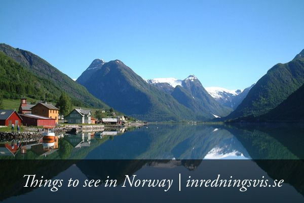 Things to see in Norway: http://inredningsvis.se/travel-inspiration-norway-norge/