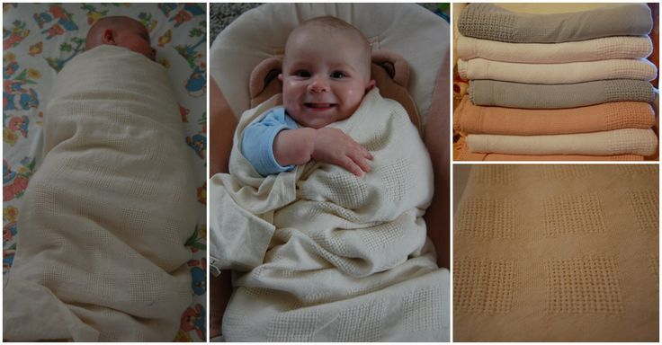 Mungo Organic Cotton Baby Blanket - The Mommy City