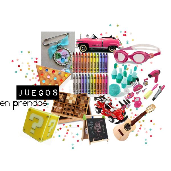 juegos by maygomezp on Polyvore featuring moda and Speedo