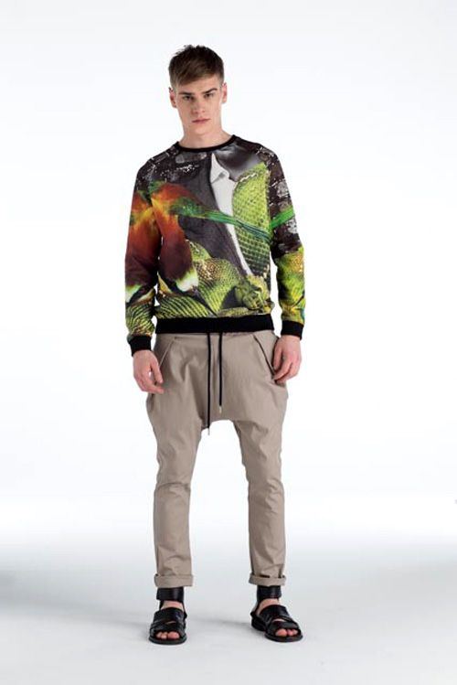#urban #streetwear #ss14 #mencollection