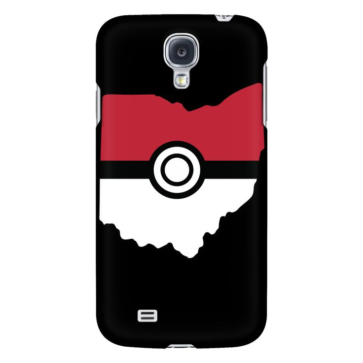 Pokemon USA American State android phone case - TL00623AD-BLACK