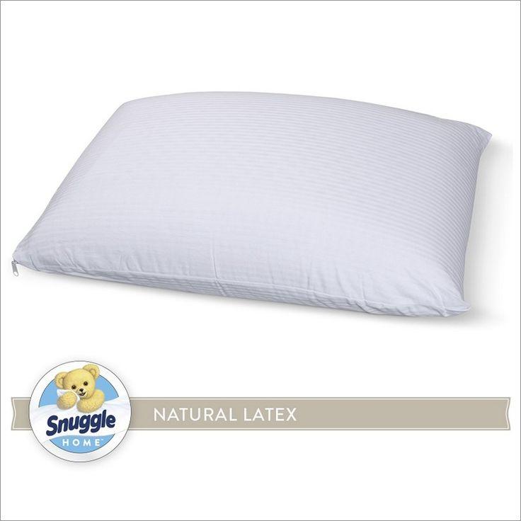 Snuggle Home SH Natural Latex Bed Pillow