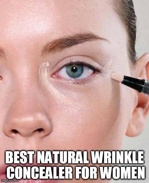 6 Best Natural Wrinkle Concealer For Women | DIY Soaps ...