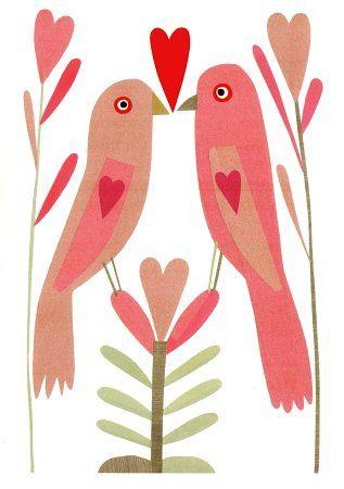 Urubbu Fine Greeting Cards -- art in an envelope!