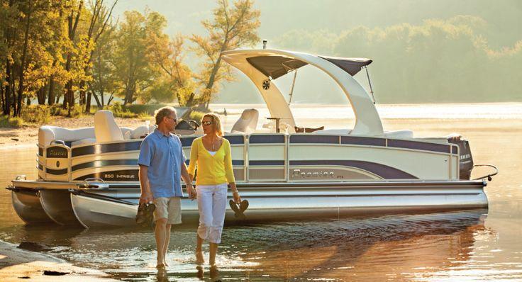 Pontoon Manufacturers   Pontoon Boats for Sale - Premier Pontoons