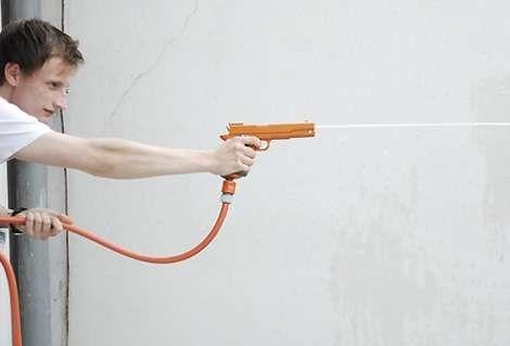 Garden Hose Guns - 'Design Reaktor Berlin' Pairs Young Designers With Industrial Companies
