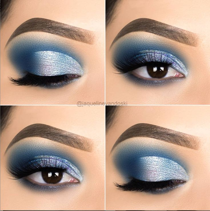 10 Awesome Blue Eye Makeup Ideas To Try – Page 5 of 11