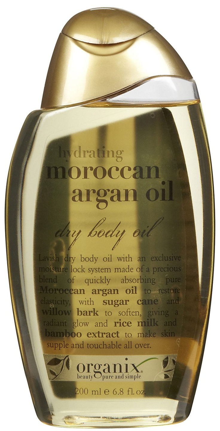 Organix Moroccan Argan Oil Body Oil - Best Price