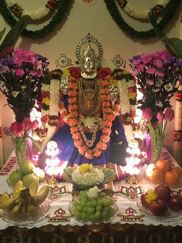 Festival Decorations House Decorations Pooja Rooms God