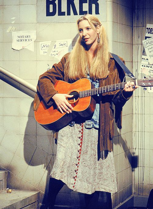 The Rules of Style by Phoebe Buffay - Man Repeller
