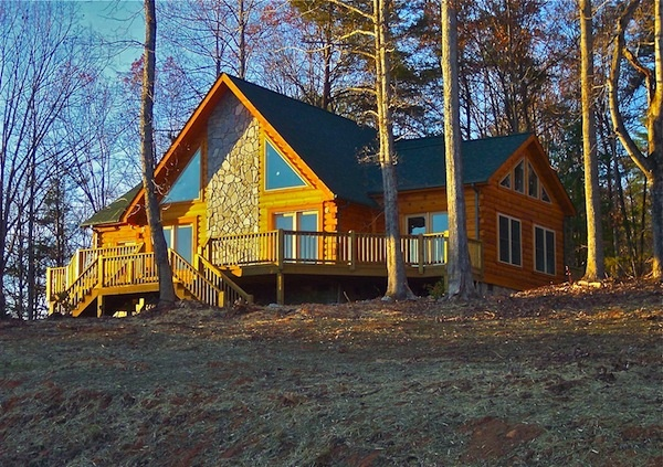 Cabin Cabinhomes Loghome Logcabins Woods Country