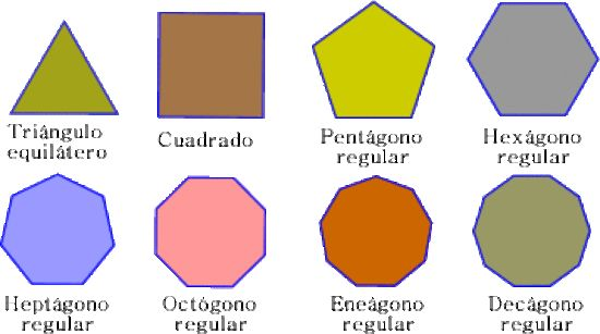 Blog de los niños: Juegos de geometría para construir polígonos regulares.