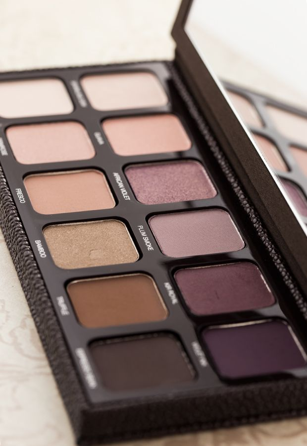 Laura Mercier artists palette eyes review