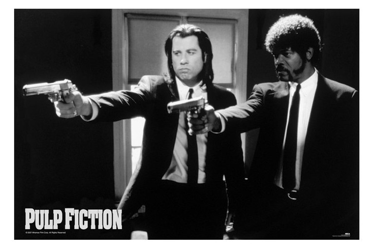 Pulp Fiction. *-*: Vincent Of Onofrio, Five Guys, Movie Quotes, Pulp Fiction Jul