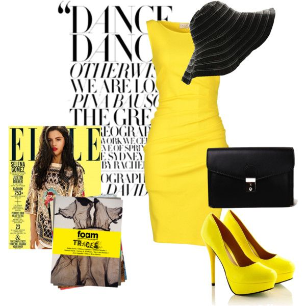 """""""Yellow Submarine"""" by methecoolhunter on Polyvore"""