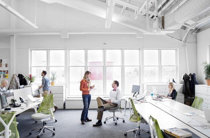 Princípios para projetar espaços de trabalho colaborativos | ArchDaily Brasil