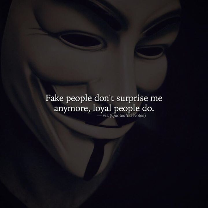 Fake people don't surprise me anymore loyal people do. via (http://ift.tt/2iTt6Qq)