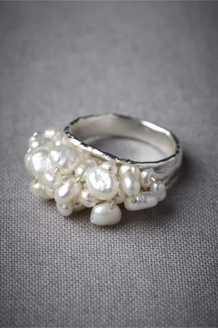 Spumante Ring in SHOP The Bride Bridal Jewelry at BHLDN