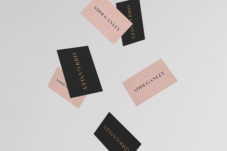 Brand Design for Addi Ganley by Emily Banks Creative