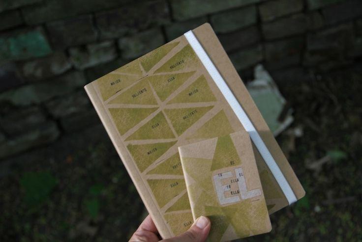 Pack x3 Notebook Stamp - #En la calle#