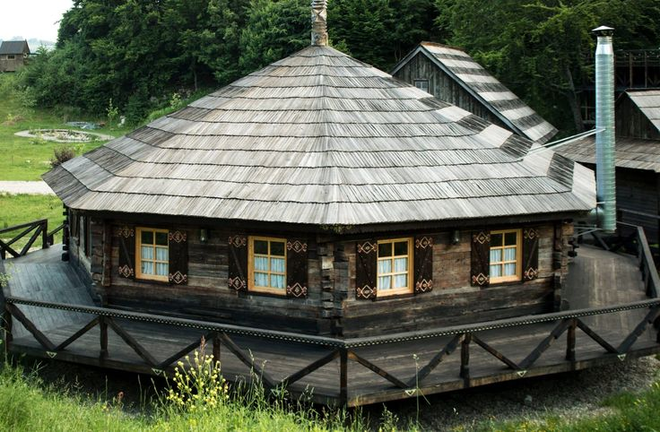 Raven's Nest, the Hidden Village in Transylvania.   Vatra Zmeilor, the place to be when you're in the mood for something tasty. #restaurant #traditional #design #ravenhiddenvillage #tastyfood #tasty #guesthouses #transylvania #traditionalhouses #Romania