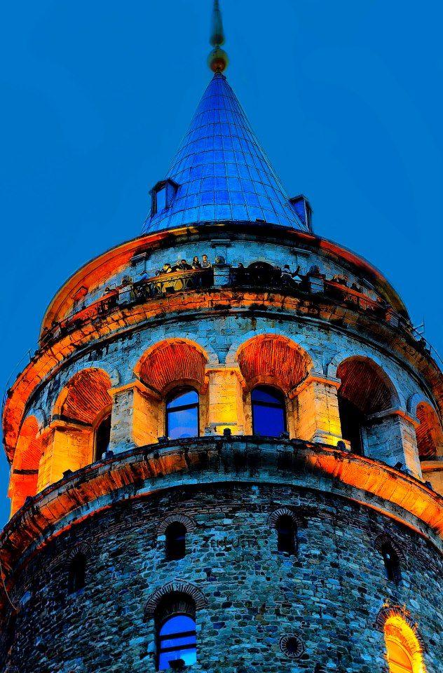 Galata Kulesi :)