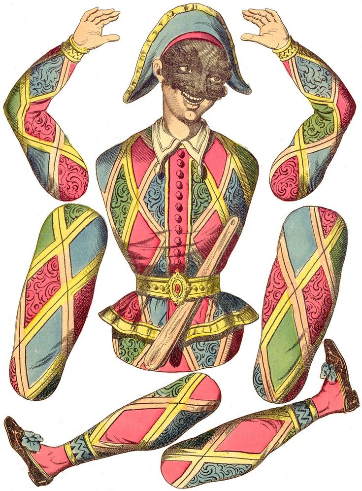 "EKDuncan - My Fanciful Muse: 3 More Antique French ""Pantine"" Paper Dolls"
