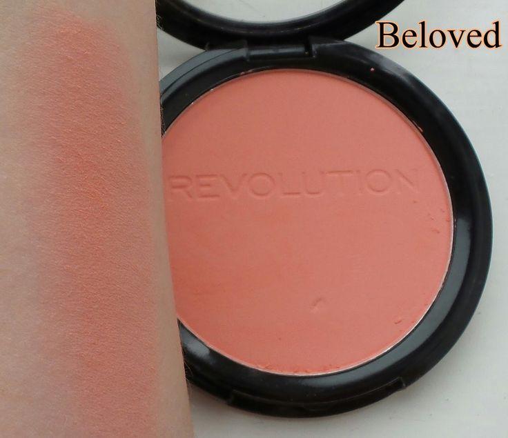 Makeup Revolution / The Matte Blush - Beloved