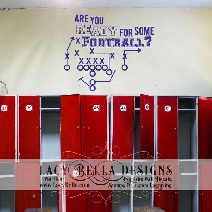 Lyric are you ready for some football lyrics : 11 best Sports Themed Decals images on Pinterest | Vinyl lettering ...