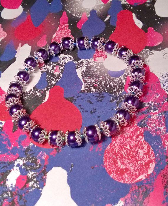 #Pearl #Bracelet #Bridesmaid #Jewelry by @AnnasCJHM #etsyshop #etsy #giftforher #handmade